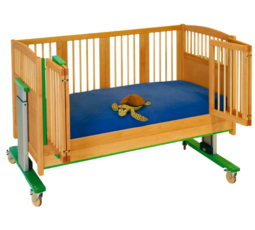 Skm Knut Height Adjustable Cot Bed Skm Products